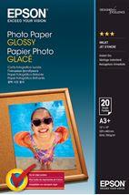 Image de Epson Photo Paper Glossy - A3+ - 20 Feuilles (C13S042535)