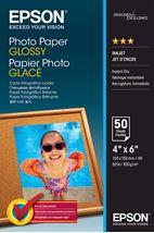 Image de Epson Photo Paper Glossy - 10x15cm - 50 Feuilles (C13S042547)