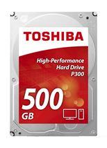 "Image de Toshiba P300 500GB 3.5"" 500 Go Série ATA III (HDWD105UZSVA)"