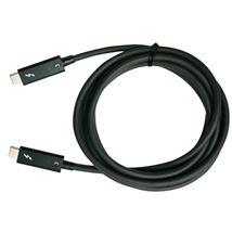 Image de QNAP CAB-TBT305M-40G-LINTES 2 m Noir 40 Gbit/s (CAB-TBT320M-40G-LINT)