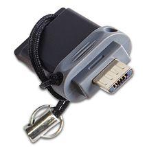 Image de Verbatim Clé USB à double connectique – OTG/USB 2.0 - 16GB (49842)