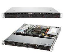 Image de Supermicro A+ Server 1012A-MTF AMD SR5650 Socket AM3+ 1U ... (AS-1012A-MTF)
