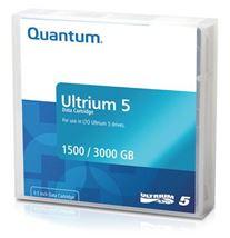 Image de Quantum  cassette vierge LTO 1500 Go 1,27 cm (MR-L5MQN-01)