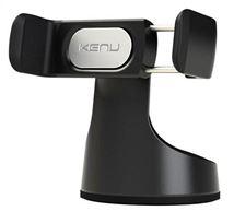 Image de KENU INC. Kenu Airbase Pro Mobile/smartphone Noir, Argent S ... (AB1-KK-NA)