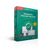 Image de Kaspersky Lab Internet Security 2019 Base license 1 ... (KL1939B5AFS-9SLIM)