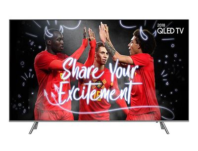 "Image sur Samsung Q6F TV 139,7 cm (55"") 4K Ultra HD Smart TV Wif ... (QE55Q6FNALXXN)"