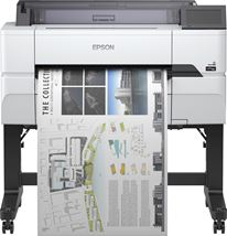Image de Epson SureColor SC-T3400 - Wireless Printer (with Stand) (C11CF85301A0)