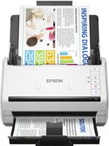 Image de Epson WorkForce DS-530 600 x 600 DPI Alimentation papier d ... (B11B226401)