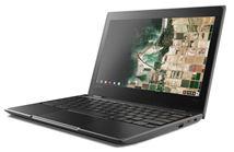 "Image de Lenovo 100e Noir Chromebook 29,5 cm (11.6"") 1366 x 768 pix ... (81ER0001BV)"