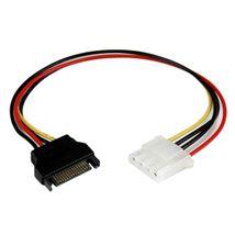 Image de StarTech.com Câble adaptateur d'alimentation SATA vers LP ... (LP4SATAFM12)