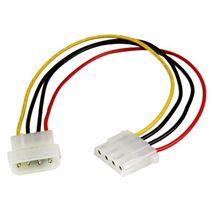 Image de StarTech.com Câble d'Extension Alimentation Molex LP4 30 ... (LP4POWEXT12)