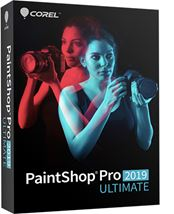 Image de Corel PaintShop Pro 2019 Ultimate (PSP2019ULMLMBEU)