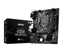 Image de MSI carte mère LGA 1151 (Emplacement H4) Micro AT ... (H310M PRO-VDH PLUS)