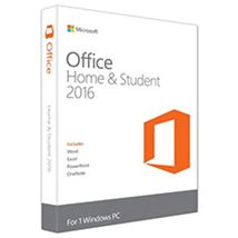 Image de Microsoft Office Home & Student 2016, NL (79G-04757-STCK1)