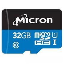 Image de Micron Industrial mémoire flash (MTSD032AHC6MS-1WT)