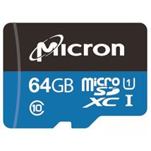 Image de Micron Industrial mémoire flash (MTSD064AHC6MS-1WT)