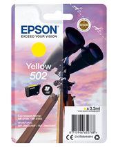 Image de Epson Singlepack Yellow 502 Ink (C13T02V44010)