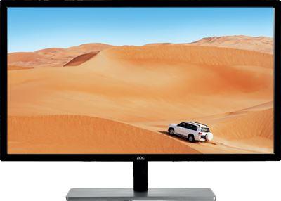 """Image sur AOC Value-line écran plat de PC 80 cm (31.5"""") Quad HD LED ... (Q3279VWFD8)"""