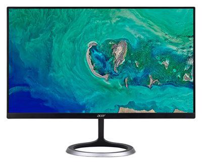 """Image sur Acer ED246Y LED display 60,5 cm (23.8"""") Full HD Noir, Ar ... (UM.QE6EE.001)"""