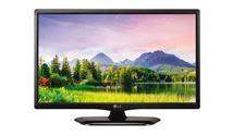 """Image de LG TV Hospitality 61 cm (24"""") HD 250 cd/m² Noir 10 W A (24LW341C)"""