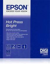 """Image de Epson Pap Hot Press Bright 24"""" (0.610x15.2m) 300g (C13S042334)"""