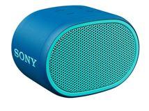 Image de Sony SRS-XB01 Enceinte portable mono Bleu (SRSXB01L)
