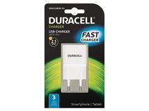 Image de Duracell chargeur de téléphones portables Intérieur Bla ... (DRACUSB3W-EU)