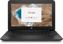 """Image de HP Chromebook 11 G5 EE Noir 29,5 cm (11.6"""") 1366 x 768 pixels ... (3GJ32EA)"""