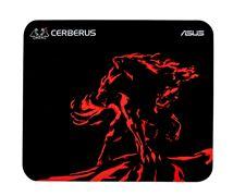 Image de ASUS Cerberus Mat Mini Noir, Rouge Tapis de souris de ... (90YH01C3-BDUA00)