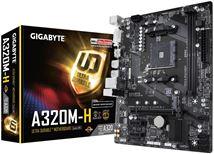 Image de Gigabyte carte mère AMD A320 Emplacement AM4 micro ATX (GA-A320M-H)