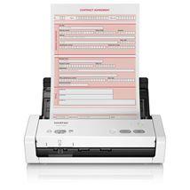 Image de Brother ADS-1200 scanner 600 x 600 DPI Scanner ADF Noir, ... (ADS1200UN1)