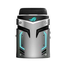 Image de ASUS ROG Strix Magnus PC microphone Noir, Argent (90YH0101-B2UA00)