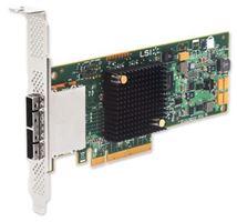 Image de Supermicro SAS 9207-8e carte et adaptateur d'interfaces SAS, ... (LSI00300)