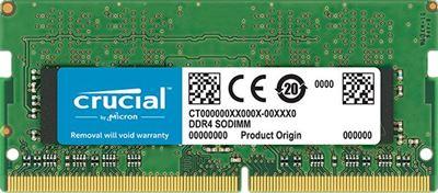 Image sur Crucial 8GB, DDR4-2666, SODIMM (CT8G4SFS8266)
