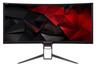 """Image sur Acer Predator Z35 écran plat de PC 88,9 cm (35"""") Ultra-W ... (UM.CZ1EE.P01)"""