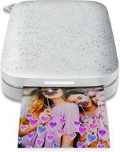 """Image de HP Sprocket 200 imprimante photo Sans encre 313 x 400 DPI 2"""" x ... (1AS85A)"""