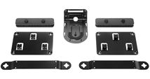 Image de Logitech Rally Mounting Kit Montage sur table Noir (939-001644)