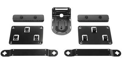 Image sur Logitech Rally Mounting Kit Table mount Noir (939-001644)