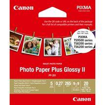 Image de Canon papier photos Blanc Gloss (2311B070)