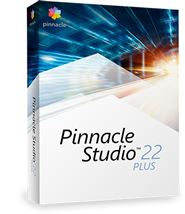 Image de Corel Pinnacle Studio 22 Plus (PNST22PLMLEU)