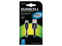 Image de Duracell chargeur de téléphones portables Noir (USB5023A)