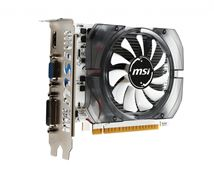 Image de MSI NVIDIA GeForce GT 730, 2 GB DDR3, PCI Express 2. ... (N730K-2GD3/OCV1)