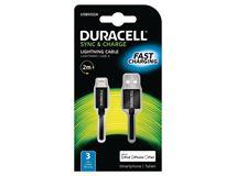 Image de Duracell  chargeur de téléphones portables Noir (USB5022A)