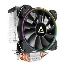 Image de Antec A400 RGB Processeur Refroidisseur 12 cm Noir, ... (0-761345-10921-5)