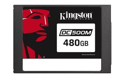 "Image sur Kingston Technology DC500 2.5"" 480 Go Série ATA III 3D ... (SEDC500M/480G)"