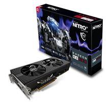 Image de Sapphire NITRO+ Radeon RX 580 8 Go GDDR5 (11265-01-20G)