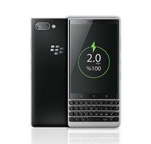 """Image de BlackBerry KEY2 11,4 cm (4.5"""") 6 Go 4G Noir, Argent 35 ... (PRD-63824-013)"""