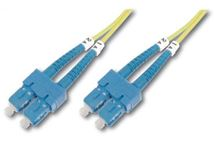 Image de Digitus Fiber Optic Patch Cord, Duplex, SC/SC SingleMode, ... (DK-2922-01)