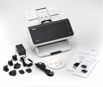Image sur Alaris S2040 600 x 600 DPI Scanner ADF Noir, Blanc A4 (1025006)