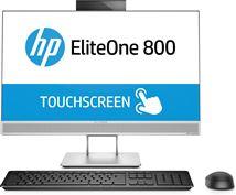 """Image de HP EliteOne 800 G4 60,5 cm (23.8"""") 1920 x 1080 pixels Écran t ... (4FZ09AW)"""